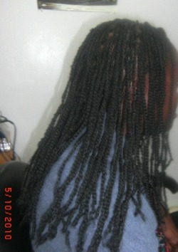 36 start dread w extension dreadlocks meme dreadlocks extension picture this lady has chemical relaxed hair but she is tired of puting relaxer on her hair and scalp she wanted to go natural but pmusecretfo Choice Image