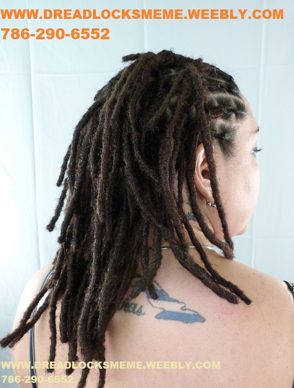 Wrap Around Dreads Extension Dreadlocks Meme